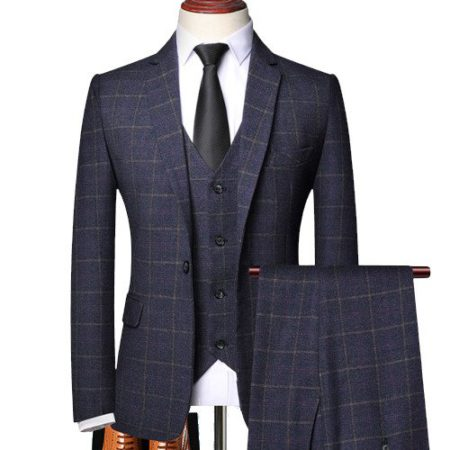 Thomas-shelby-3-pieces-suit-for-events-blue-front